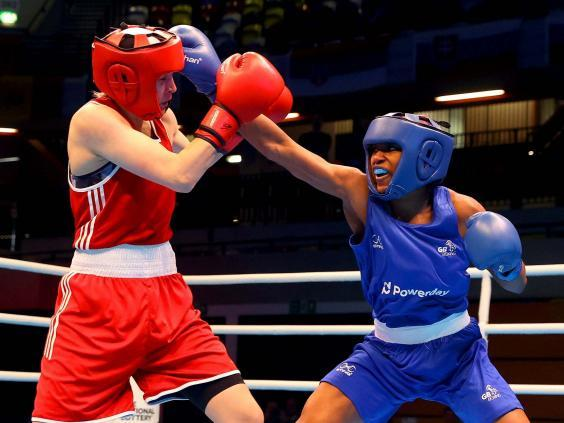 Caroline Dubois is already one of the leading lightweight amateurs despite being just 19 years old (Getty)