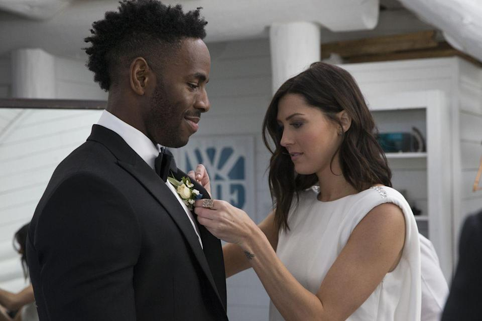 """<p>This may seem pretty standard, but the franchise is notorious for letting things fall through the cracks. Most recently, casting had to run stricter background checks after Lincoln Adim on Becca Kufrin's season was <a href=""""https://www.hollywoodreporter.com/tv/tv-news/bachelorette-contestant-lincoln-adim-convicted-indecent-assault-battery-1119836/"""" rel=""""nofollow noopener"""" target=""""_blank"""" data-ylk=""""slk:charged with assault and battery in 2016"""" class=""""link rapid-noclick-resp"""">charged with assault and battery in 2016</a> and convicted shortly before the season aired in 2018. So, yeah. It's necessary.</p>"""