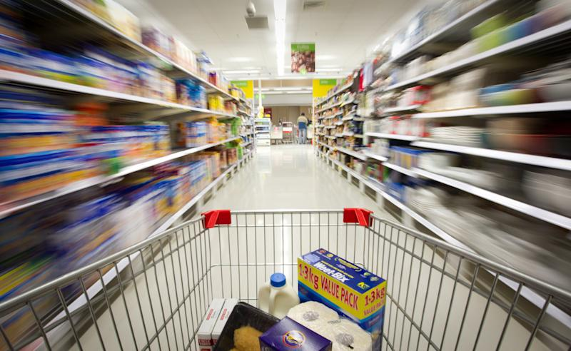 Pictured is a Coles. Source: Getty