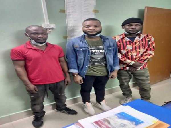 The three have been identified as Nnamdi Bernard Nwali, Prince Paul and Eze Collins