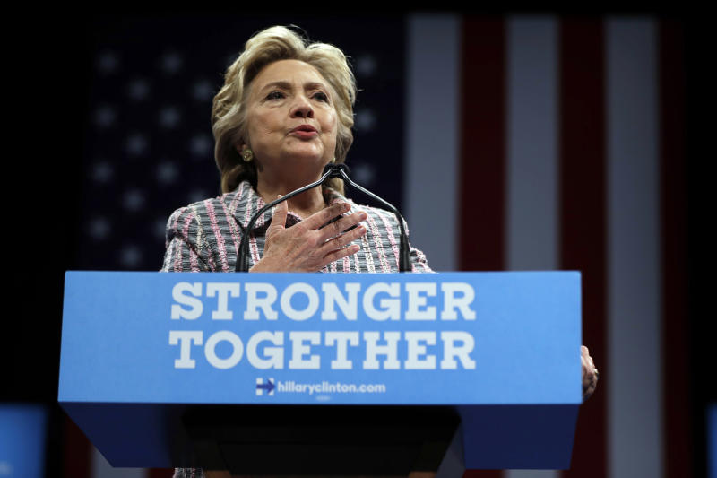 Clinton shows empathy for young voters in hacked recording