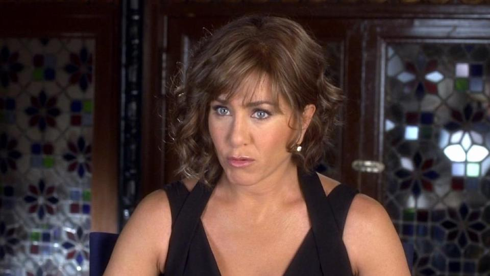 jennifer aniston in she's funny that way