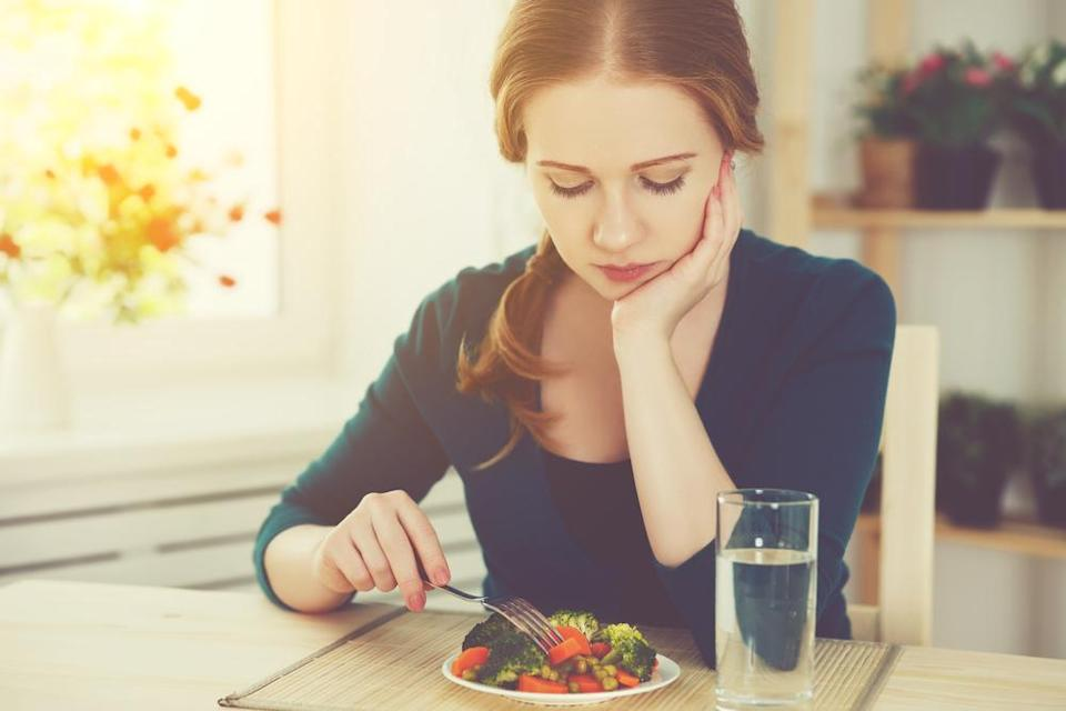 Stress-eating: Good stress vs. bad stress and how to cope
