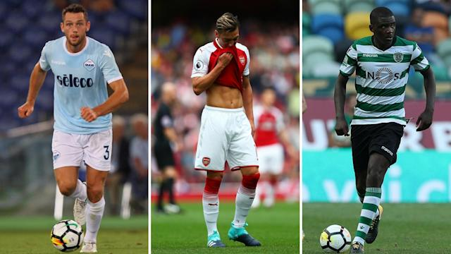 De Vrij, Ozil, Carvalho: Ready to change and/or trade up?