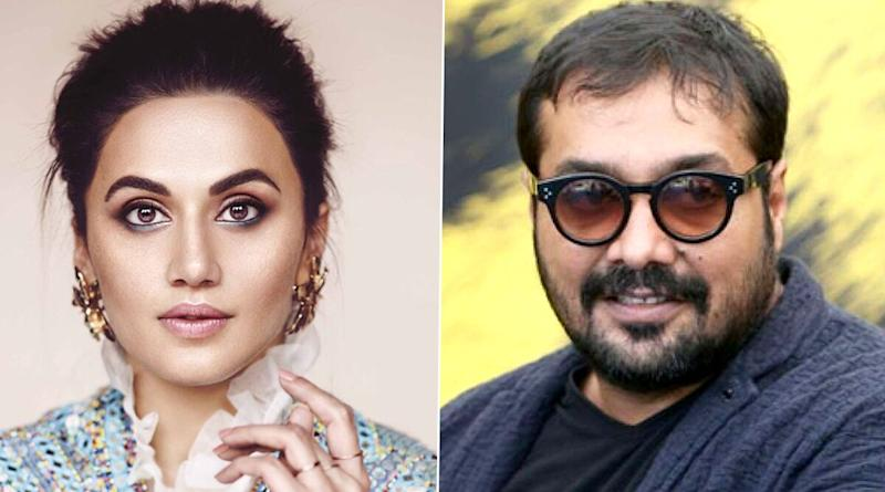 Taapsee Pannu On Anurag Kashyap's MeToo Allegations: 'If He's Found Guilty, I'll Be The First Person To Break All Ties With Him'