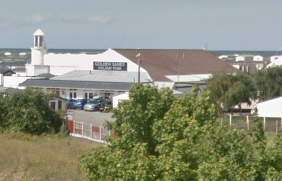 Golden Sands Holiday Park in Rhyl, Wales has also seen a rise in booking attempts. (Google)