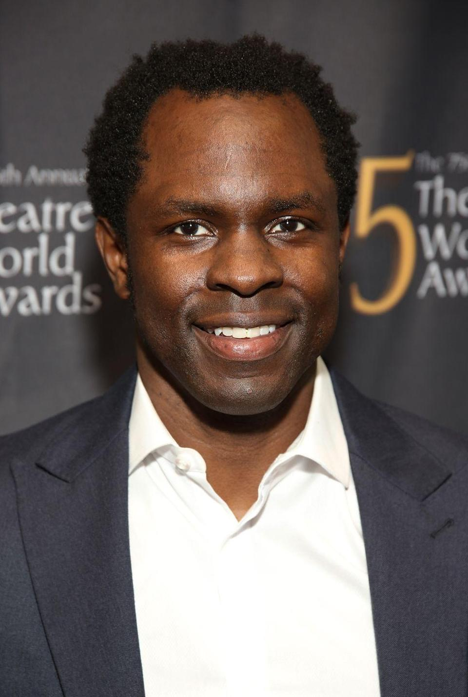 """<p>In addition to roles on series like <em>The Deuce</em>, <em>Limitless</em>, <em>The Good Wife</em>, <em>Damages</em>, <em>24: Live Another Day,</em> and <em>Graceland</em>, Akinnagbe is an entrepreneur and an activist. He has a clothing line called <a href=""""https://www.weareliberated.com/"""" rel=""""nofollow noopener"""" target=""""_blank"""" data-ylk=""""slk:Liberated People"""" class=""""link rapid-noclick-resp"""">Liberated People</a>, as well as furniture company, <a href=""""http://www.enitanvintage.com/"""" rel=""""nofollow noopener"""" target=""""_blank"""" data-ylk=""""slk:Enitan Vintage"""" class=""""link rapid-noclick-resp"""">Enitan Vintage</a>, which showcases African fabrics on refurbished antique pieces.</p>"""