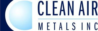 Clean Air Metals Inc. Logo (CNW Group/Clean Air Metals Inc.)
