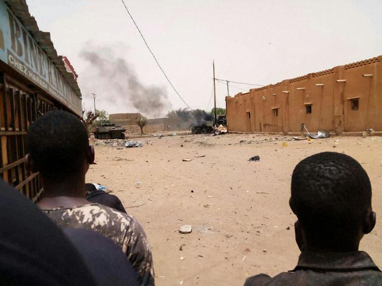 French soldiers ambushed by 'terrorists' in Mali: military sources