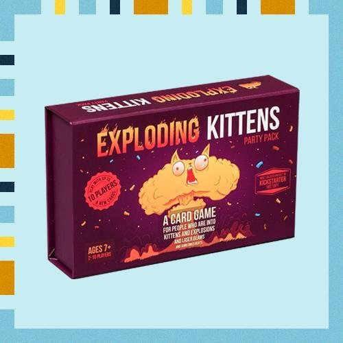 exploding kittens game, best Christmas gifts