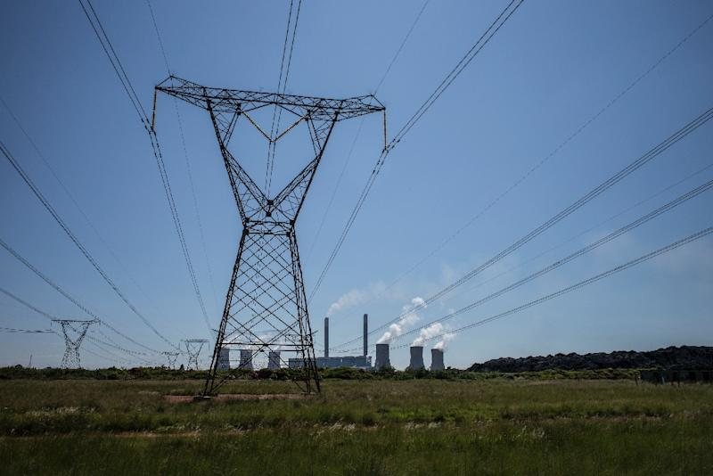 South Africa's ruling ANC denies US charges it took improper payments from Hitachi linked to power station construction projects