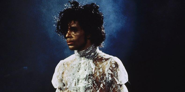 Watch video for Prince's previously unreleased version of 'Nothing Compares 2 U'