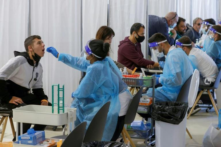 Israel's health ministry is proposing a lifting of all virus restrictions inside the country's territory