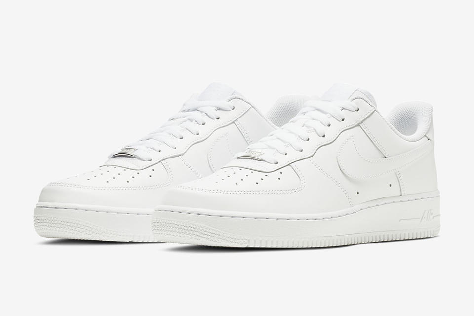 Nike Air Force 1 Low, sneakers, white