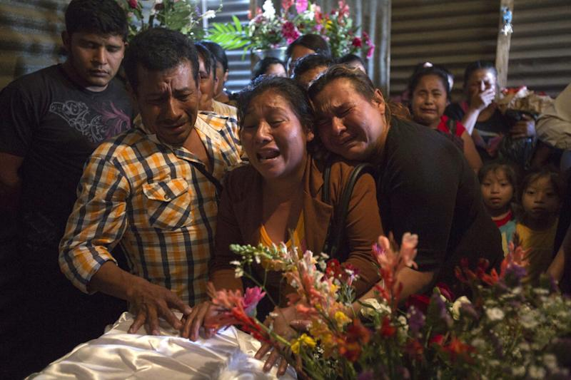 Girls burned to death at Guatemala shelter 'were locked in classroom'