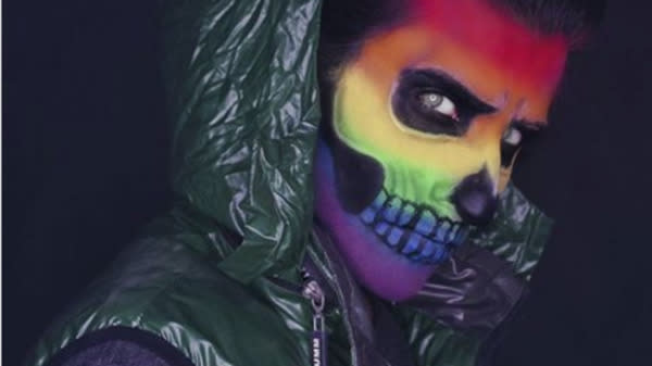 Here's A Stunningly Spooky Way To Help One Queer Youth Group Bounce Back