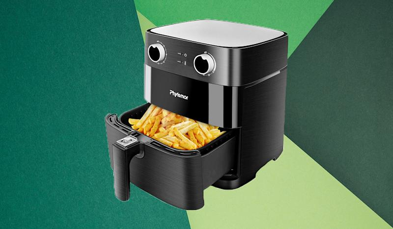 From air fryers to bedding, pick up a massive variety of items marked way, way down. (Photo: Amazon)