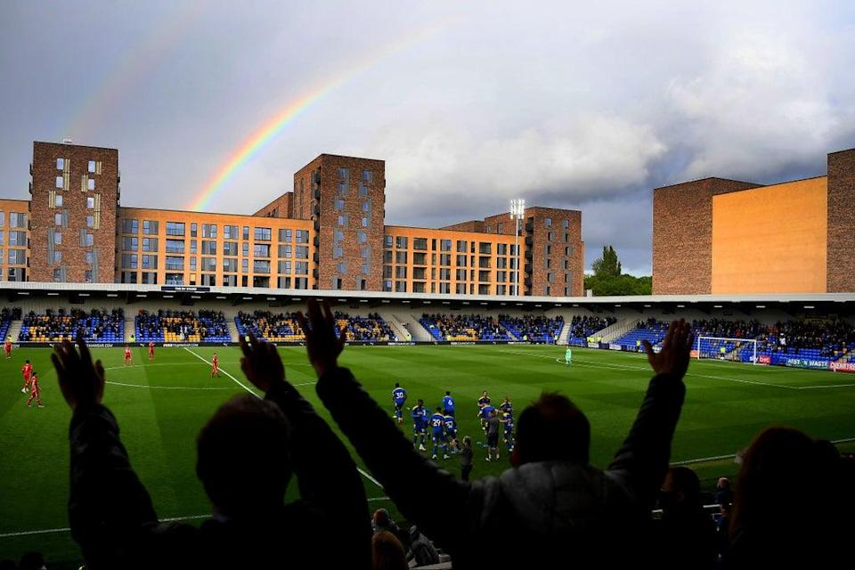Fair Game's manifesto was launched at AFC Wimbledon's Plough Lane  (Getty Images)