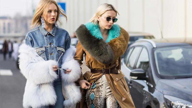 My Favorite Faux Fur Coats Under $100, Because It's About to Get Cold Guys