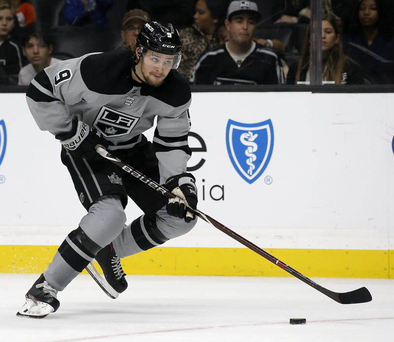 cozy fresh 86386 e3c72 LA Kings' Adrian Kempe gets 3-year, $6 million contract