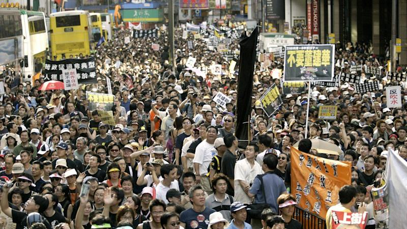 Suspend versus withdraw: How is the passage of Hong Kong extradition bill different from aborted Article 23 legislation in 2003?