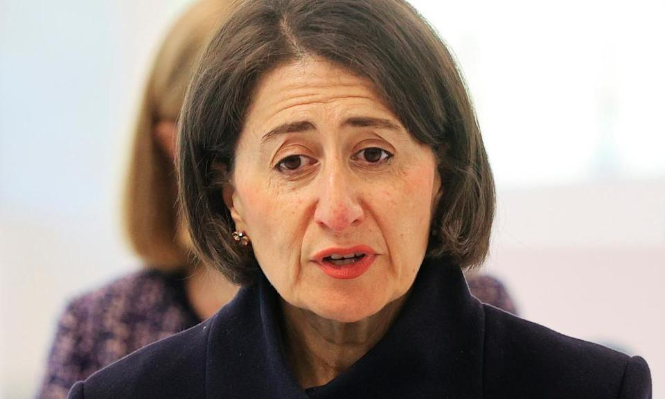 NSW premier Gladys Berejiklian: 'Aussies who want to come home should have the right to do that.'