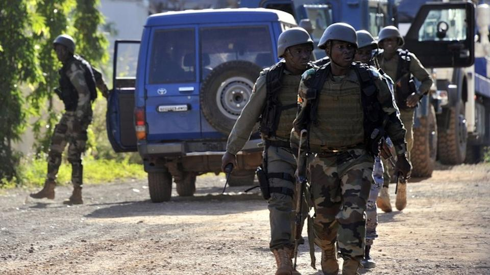 Malian troops, backed by French forces, are battling a long-running Islamist insurgency