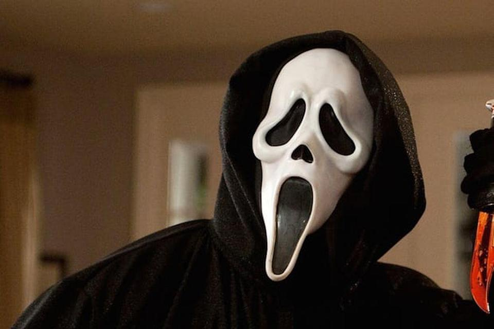 <p>What's your favorite scary movie? You better say <em>Scream, </em>because the original trio—Neve Campbell, Courteney Cox, and David Arquette—are (once again) set to battle the horror-trivia-obsessed killer, Ghostface, in 2021.</p>
