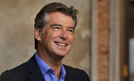 Pierce Brosnan keeping busy - three new movies in the works