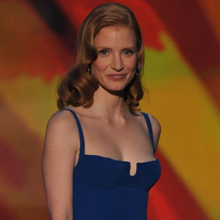 Chastain and Harrelson 'sexiest vegetarians'