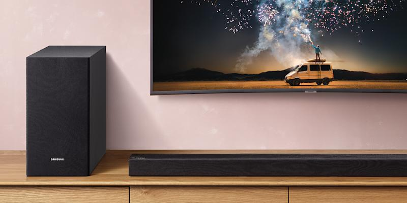 Upgrade your home audio and save big! (Photo: Walmart)