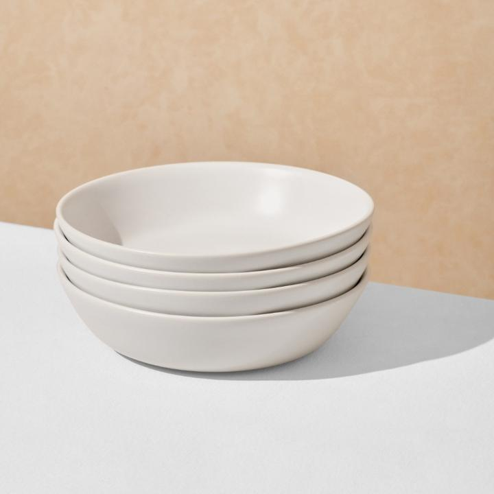 """<h2>Pasta Bowl Set</h2><br>These wide, shallow bowls come in subtle glossy colors that can be mixed and matched. They're all expertly made in Portugal from natural clay. <br><br><strong>rigby home</strong> Pasta Bowl Set, $, available at <a href=""""https://go.skimresources.com/?id=30283X879131&url=https%3A%2F%2Frigbyhome.com%2Fproducts%2Fpasta-bowl-dish-set"""" rel=""""nofollow noopener"""" target=""""_blank"""" data-ylk=""""slk:rigby home"""" class=""""link rapid-noclick-resp"""">rigby home</a>"""