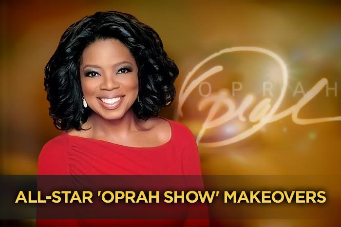"""In honor of """"<a href=""""http://www.oprah.com/showinfo/Oprahs-Last-Ever-Makeover-Extravaganza_1"""" rel=""""nofollow"""">Oprah's Last-Ever Makeover Extravaganza</a>"""" episode, featuring Michael Kors, Diane Von Furstenberg, Tory Burch, Frederic Fekkai, and Bobbi Brown, we take a look back at some of the show's most unforgettable and unbelievable transformations."""