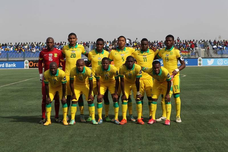 The SA U20 national team defeated England 2-1 in their second match of the tri-nations tournament