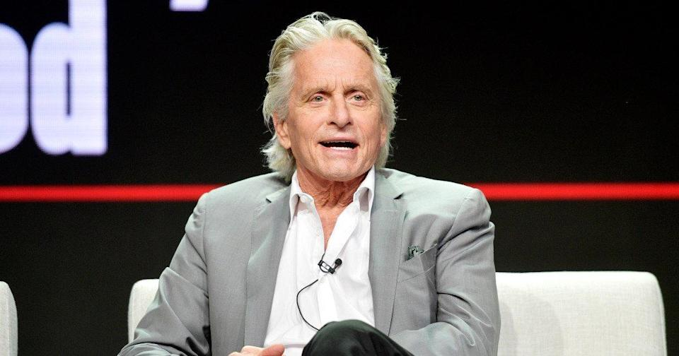 Michael Douglas Says 'It Never Crossed My Mind That I Could Die' During Throat Cancer Battle