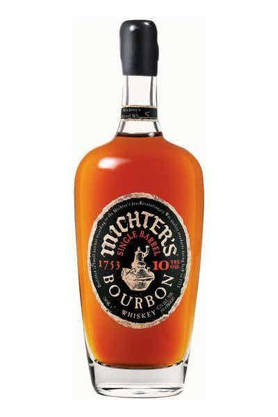 """<p><strong>Michter's</strong></p><p>drizly.com</p><p><strong>$41.99</strong></p><p><a href=""""https://go.redirectingat.com?id=74968X1596630&url=https%3A%2F%2Fdrizly.com%2Fliquor%2Fwhiskey%2Fbourbon%2Fmichters-10-year-bourbon%2Fp1270&sref=https%3A%2F%2Fwww.cosmopolitan.com%2Ffood-cocktails%2Fg29021453%2Fbest-bourbon-brands%2F"""" rel=""""nofollow noopener"""" target=""""_blank"""" data-ylk=""""slk:Shop Now"""" class=""""link rapid-noclick-resp"""">Shop Now</a></p><p>Apologize to your wallet rn, because this pick is gonna set you back a few. But we promise, its unique flavor is worth the splurge. After being aged in a charred white oak barrel for 10 years, this blend emerges tasting creamy, spicy, and, yup, expensive.</p>"""