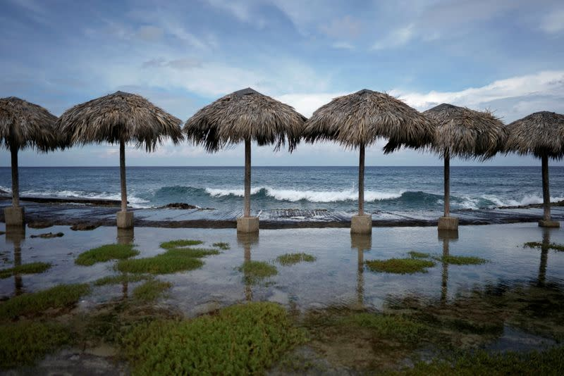 Cuba braces for Storm Eta after deadly toll in Central America