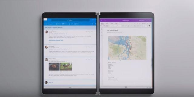 Microsoft's dual-screen Neo PC delayed until at least 2021