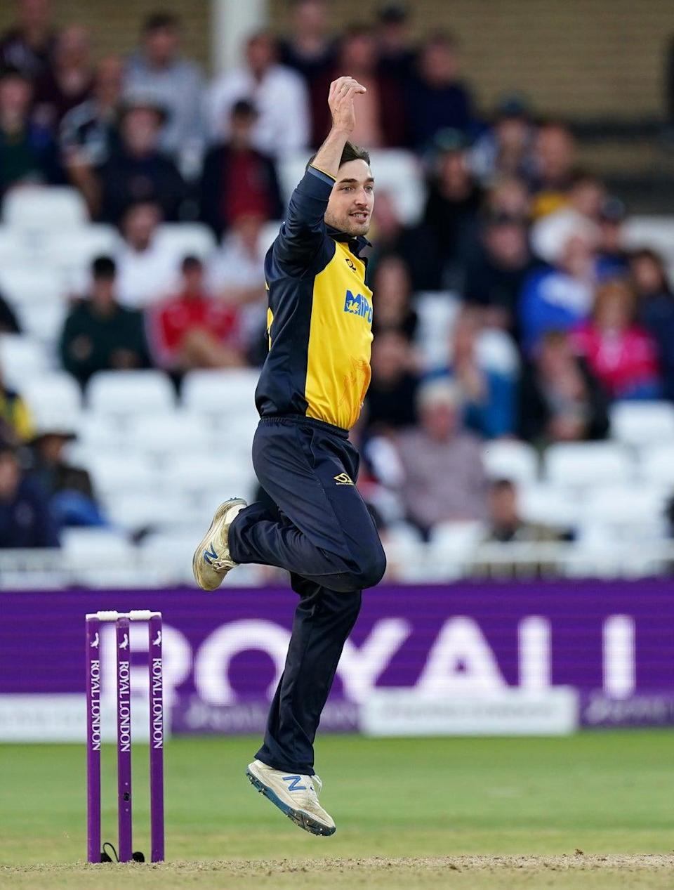 Andrew Salter was among those to star for Glamorgan (Zac Goodwin/PA) (PA Wire)