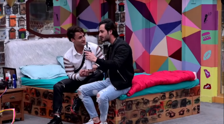 Asim and Umar Riaz Bigg Boss 13