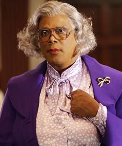 Tyler Perry as Madea Lionsgate Films