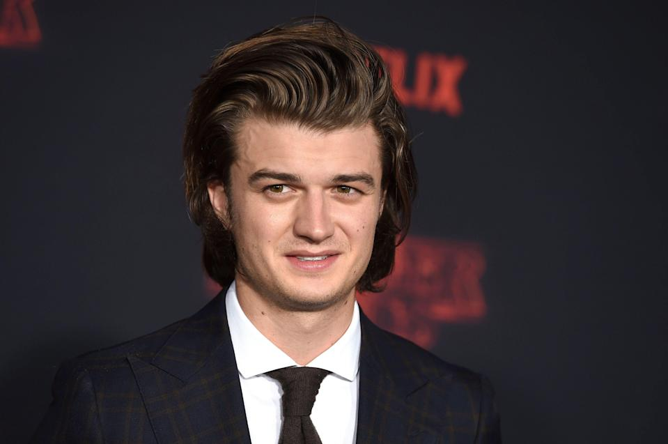 'Stranger Things' Fans In Mourning For Joe Keery's Hair