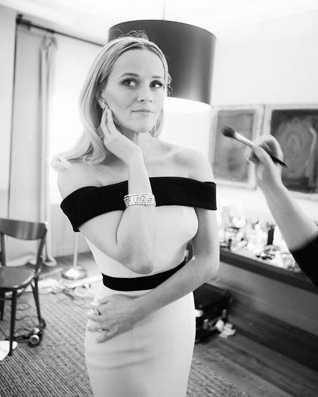 """<p>'That pit in your stomach, like you're going to be asked to do something you can't accomplish? I still haven't conquered that,' Reese told <a href=""""https://www.womenshealthmag.com/life/a19907887/reese-witherspoon-exclusive-interview/"""" rel=""""nofollow noopener"""" target=""""_blank"""" data-ylk=""""slk:Women's Health"""" class=""""link rapid-noclick-resp"""">Women's Health</a>. 'Every time I start a film, I'm terrified. But the worry isn't helping, you know? Run the worst-case scenario, like, """"The worst thing is the movie's not going to do well, and I'm going to get bad reviews."""" That's already happened in my life, and I didn't die.'</p><p><a href=""""https://www.instagram.com/p/BwuwLu8j7CS/"""" rel=""""nofollow noopener"""" target=""""_blank"""" data-ylk=""""slk:See the original post on Instagram"""" class=""""link rapid-noclick-resp"""">See the original post on Instagram</a></p>"""