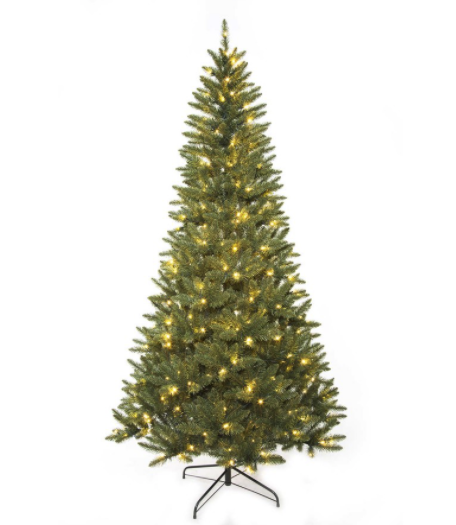 The Christmas tree as it was shown on Big W's website. Photo: Big W