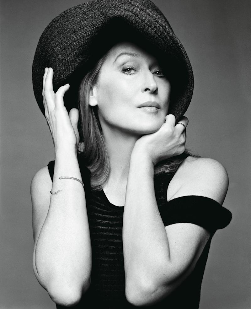 """Meryl Streep has been a longtime supporter of the Equal Rights Amendment. In 2015, the actress revealed that she is still paid less than her male co-stars. While promoting her Oscar-nominated film The Post, Streep told Gloria Steinem, """"Equal means equal. And if it starts at the top, none of these shenanigans would have filtered down and it wouldn't have been tolerated."""""""