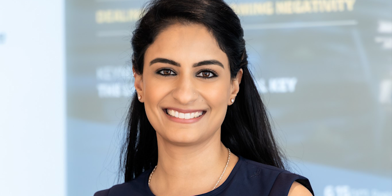 64) Bjial Majithia, assistant director, EY. Photo: EY