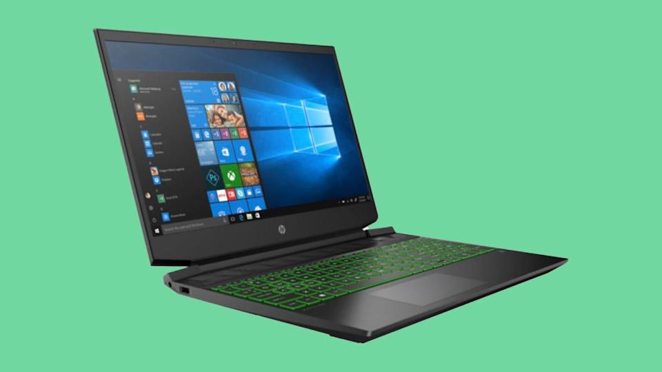 Fans of PC gaming appreciated the speed and feel of this HP Pavilion laptop.