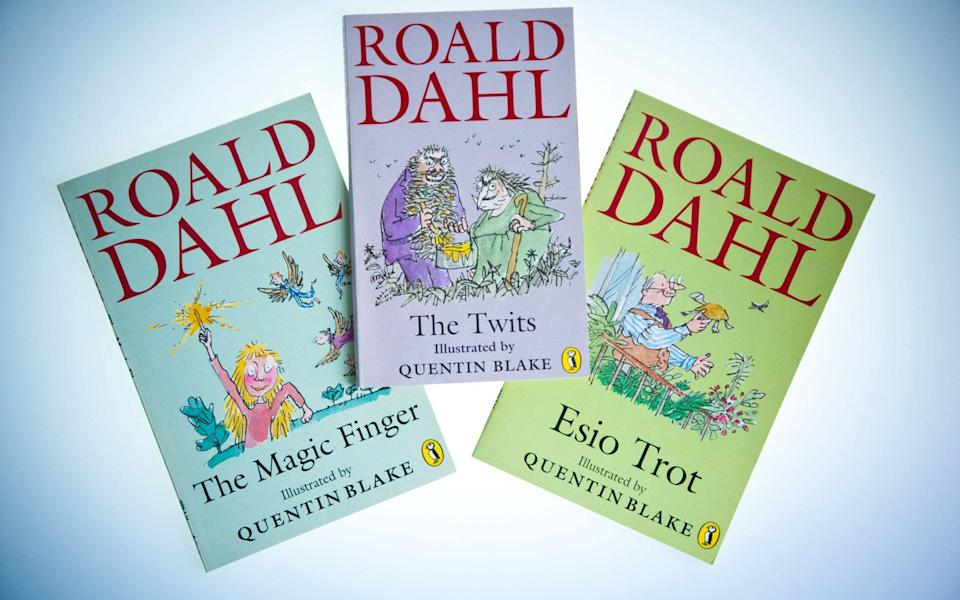 Dahl is better known for his work as a children's author, rather than for his science-fiction or horror stories