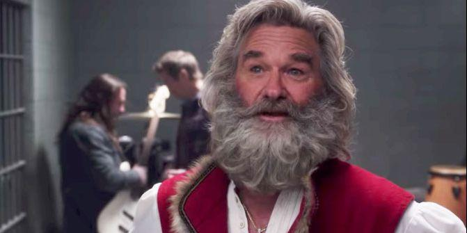 The Christmas Chronicles Trailer.Kurt Russell Is The Sassiest Santa Ever In This New Trailer