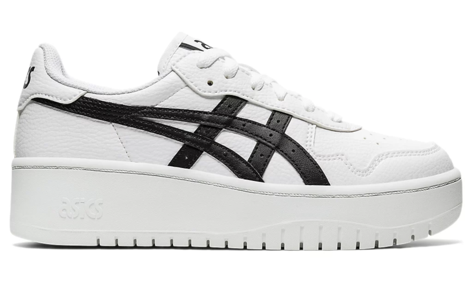 The lateral side of the Asics Japan S Platform. - Credit: Courtesy of Asics